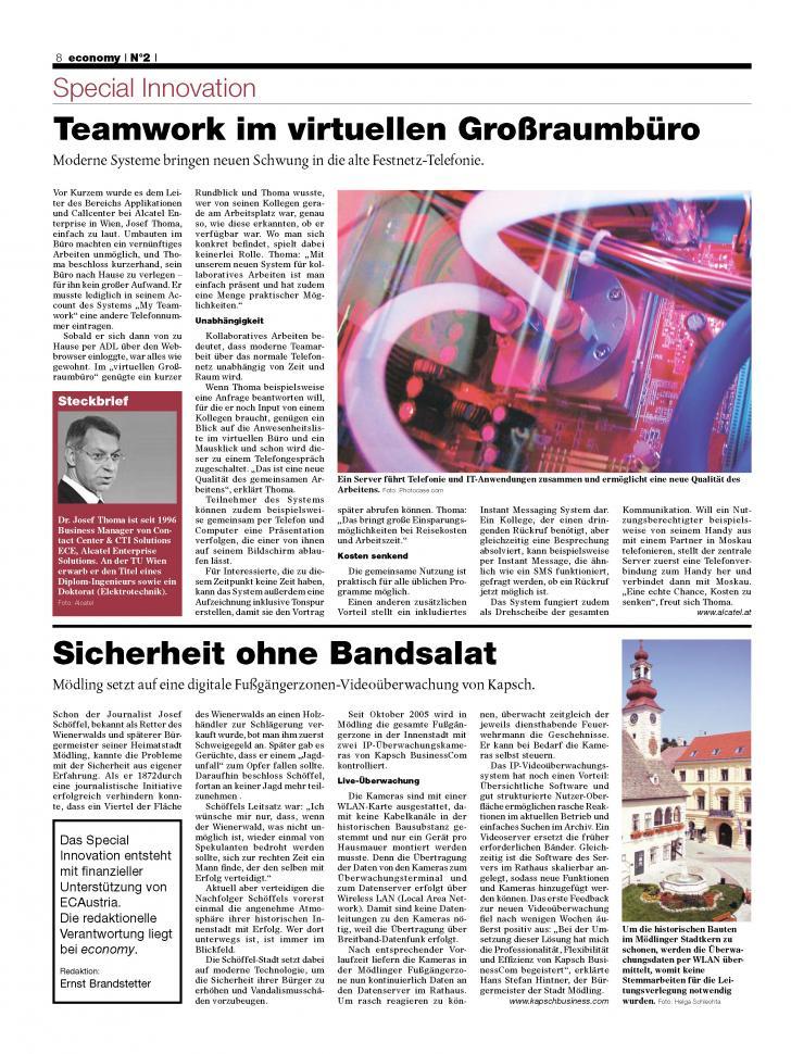 Heft Ausgabe Nr. 02 - Seite 8