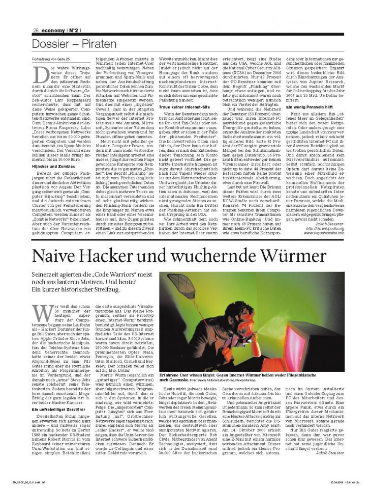 Heft Ausgabe Nr. 02 - Seite 26