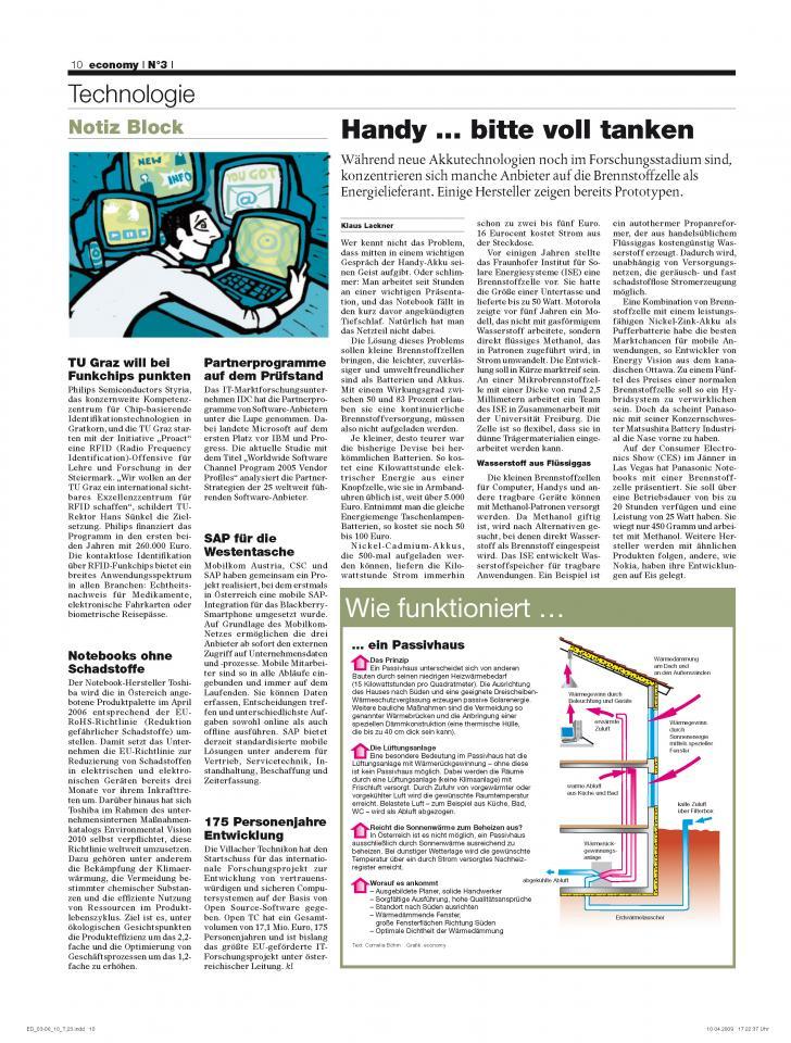 Heft Ausgabe Nr. 03 - Seite 10