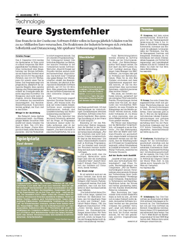 Heft Ausgabe Nr. 03 - Seite 12