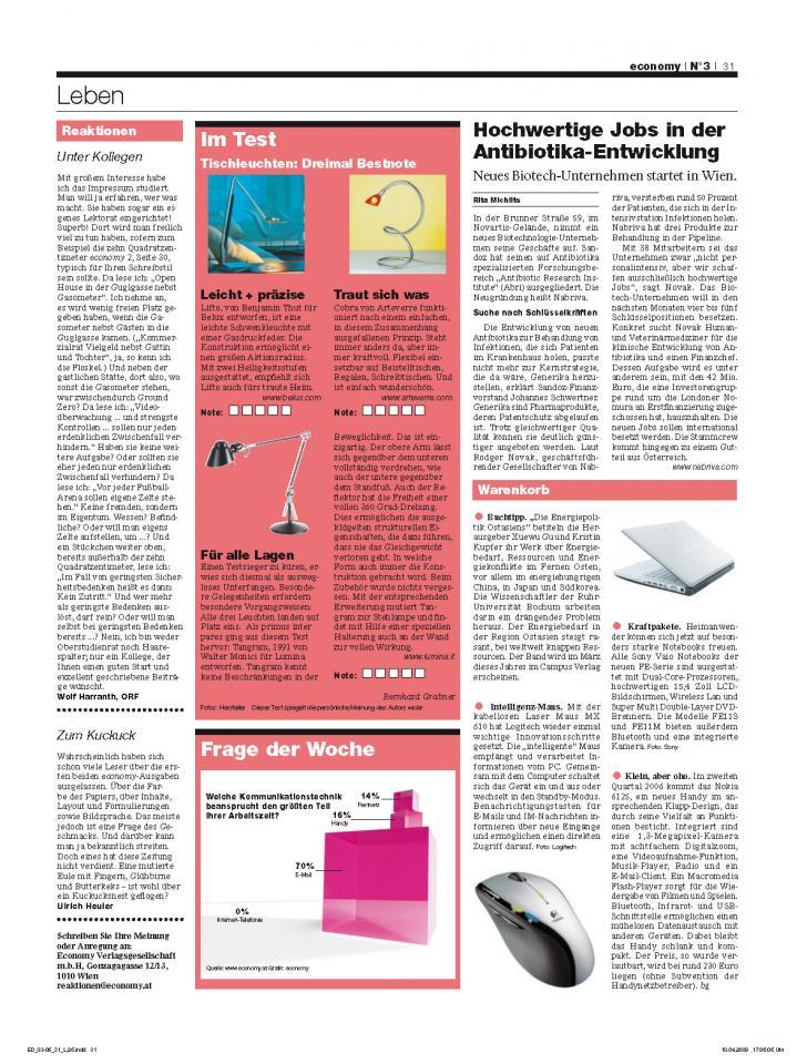 Heft Ausgabe Nr. 03 - Seite 31