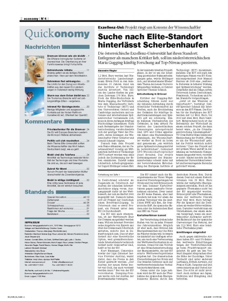 Heft Ausgabe Nr. 04 - Seite 2
