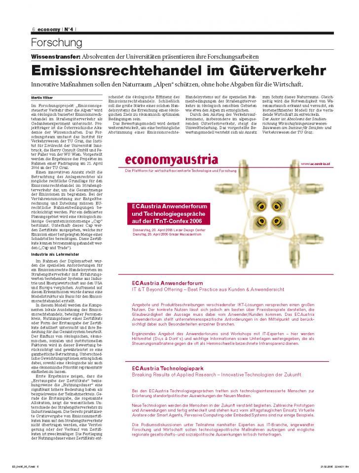 Heft Ausgabe Nr. 04 - Seite 6