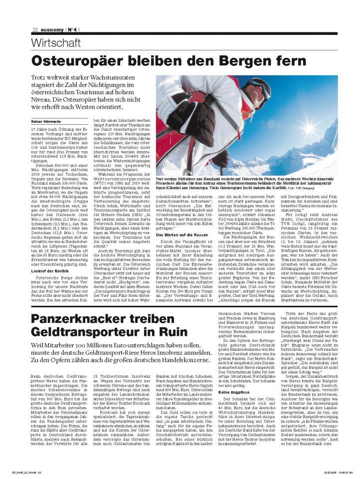 Heft Ausgabe Nr. 04 - Seite 22