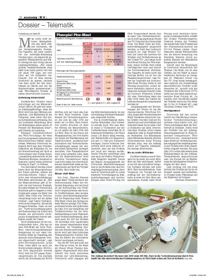 Heft Ausgabe Nr. 04 - Seite 26