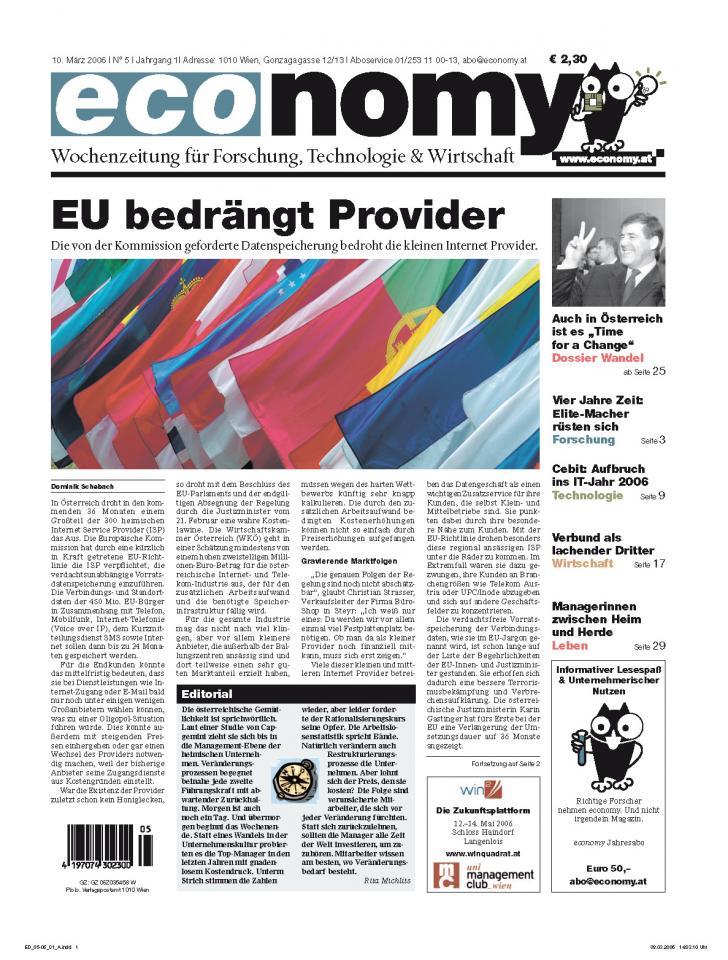 Heft Archiv 2006 - Seite 5