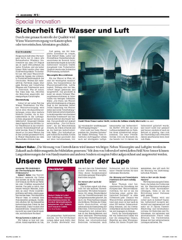 Heft Ausgabe Nr. 05 - Seite 14