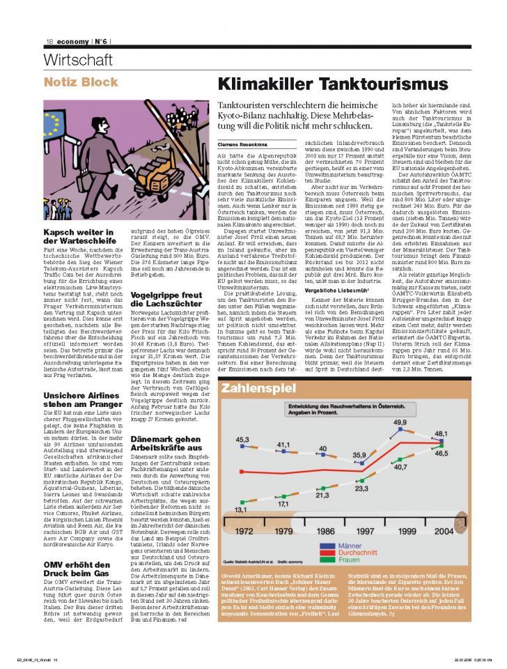 Heft Ausgabe Nr. 06 - Seite 18