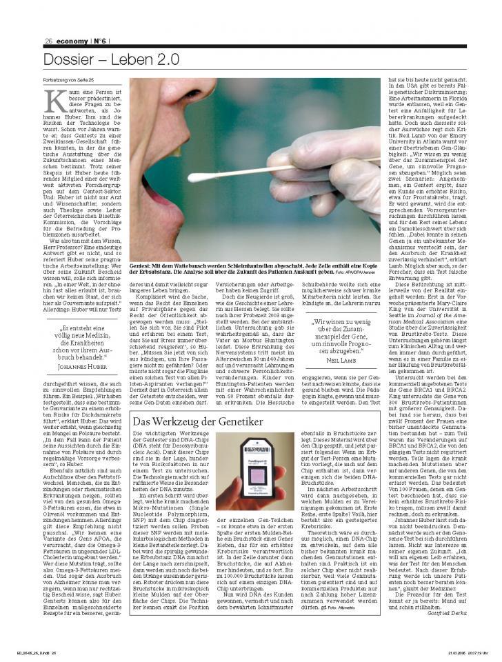 Heft Ausgabe Nr. 06 - Seite 26