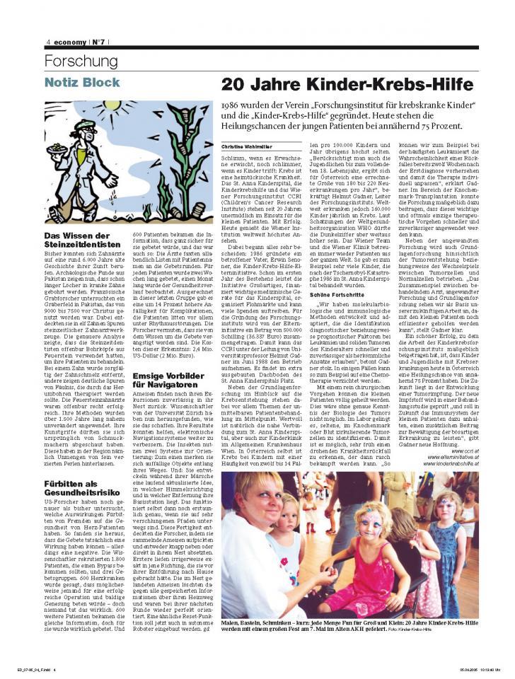 Heft Ausgabe Nr. 07 - Seite 4