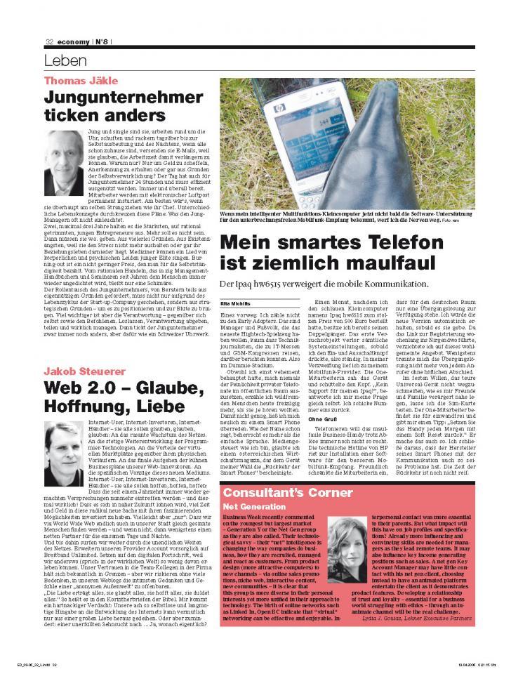 Heft Ausgabe Nr. 08 - Seite 32