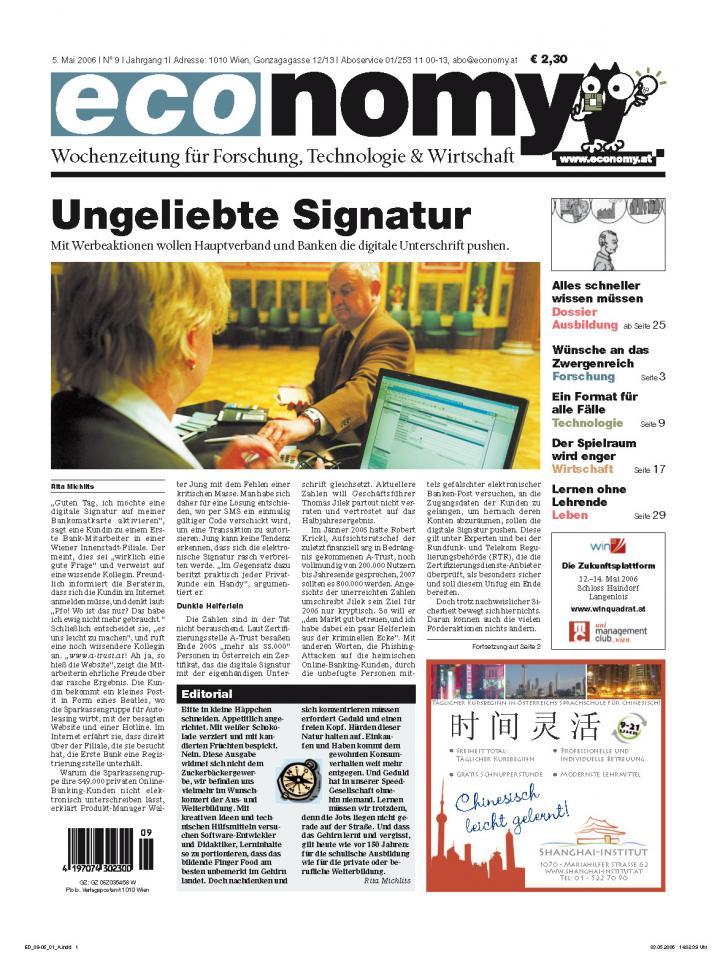 Heft Ausgabe Nr. 09 - Seite 1