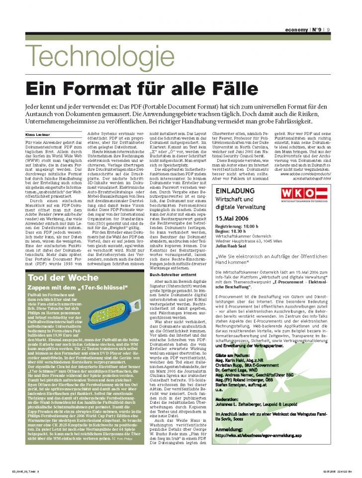 Heft Ausgabe Nr. 09 - Seite 9