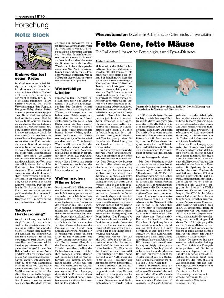 Heft Ausgabe Nr. 10 - Seite 4