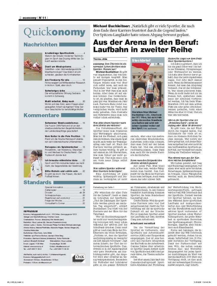 Heft Ausgabe Nr. 11 - Seite 2