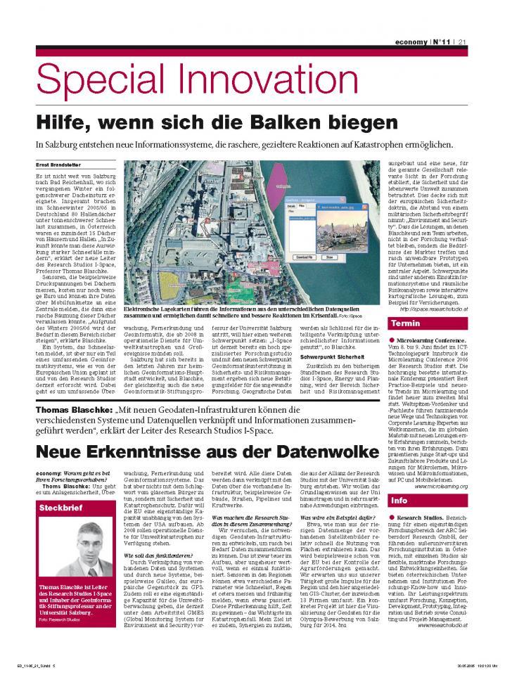 Heft Ausgabe Nr. 11 - Seite 21