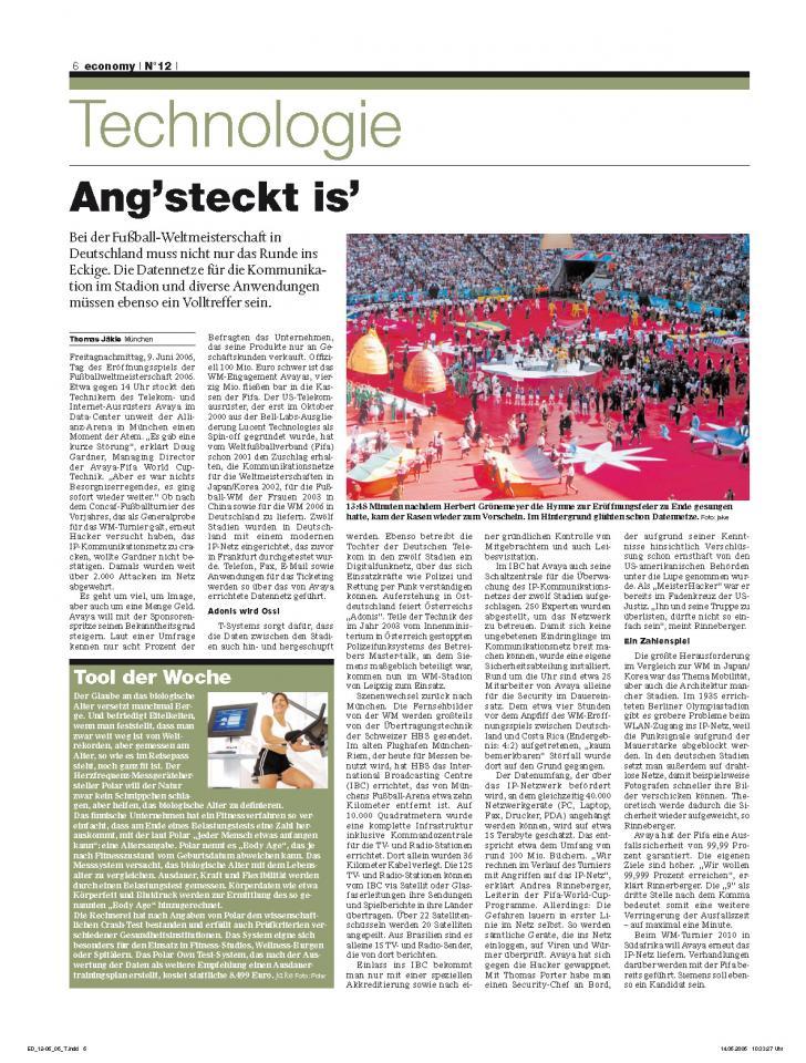 Heft Ausgabe Nr. 12 - Seite 6
