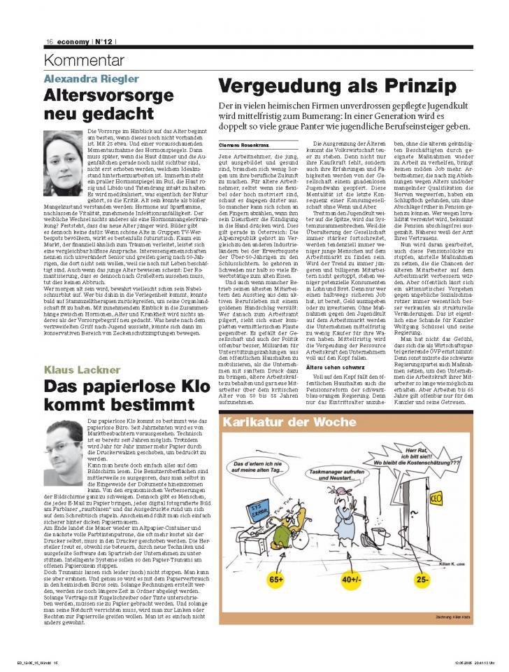 Heft Ausgabe Nr. 12 - Seite 16