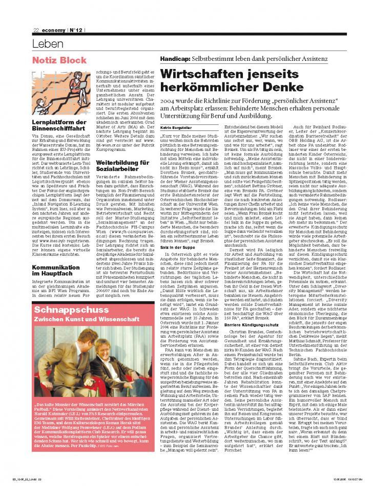 Heft Ausgabe Nr. 12 - Seite 22