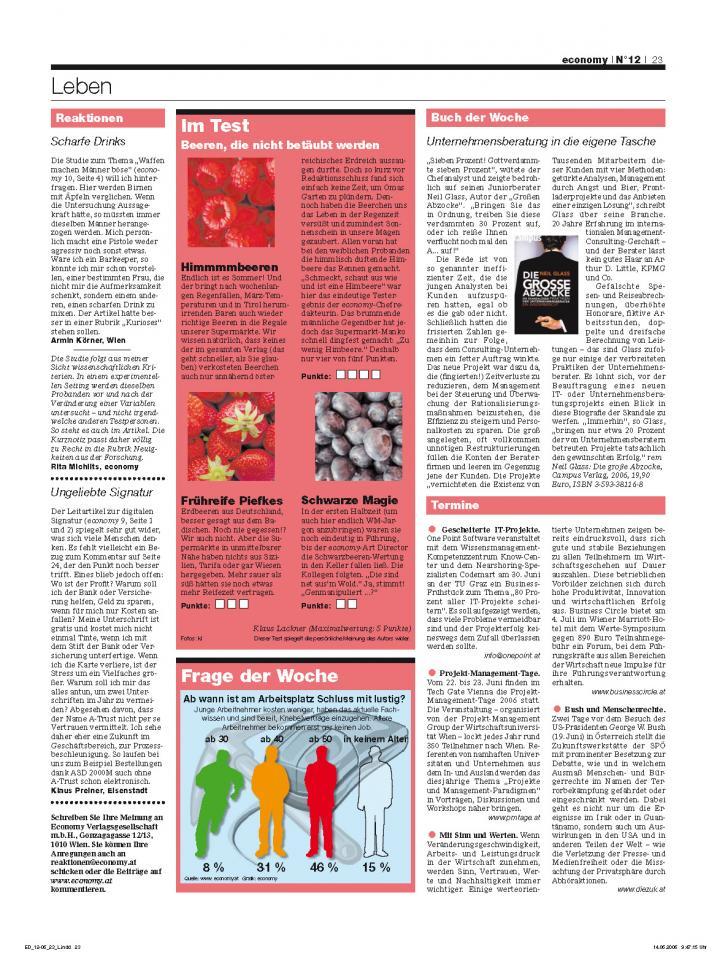 Heft Ausgabe Nr. 12 - Seite 23