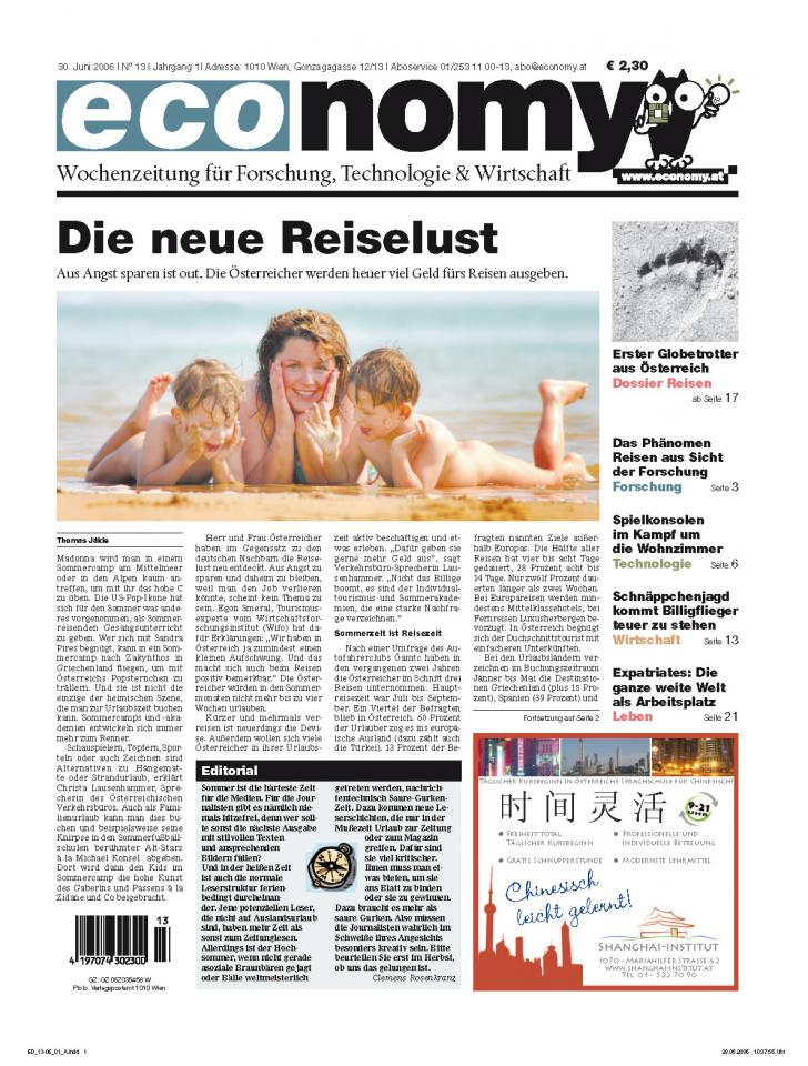 Heft Archiv 2006 - Seite 13