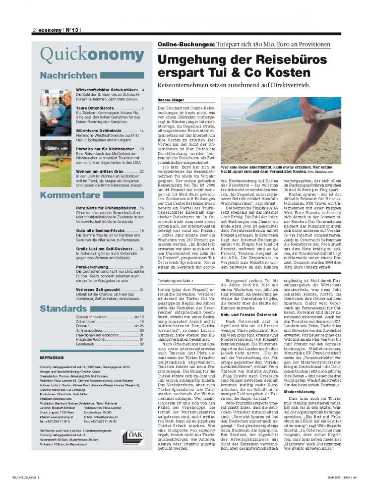 Heft Ausgabe Nr. 13 - Seite 2