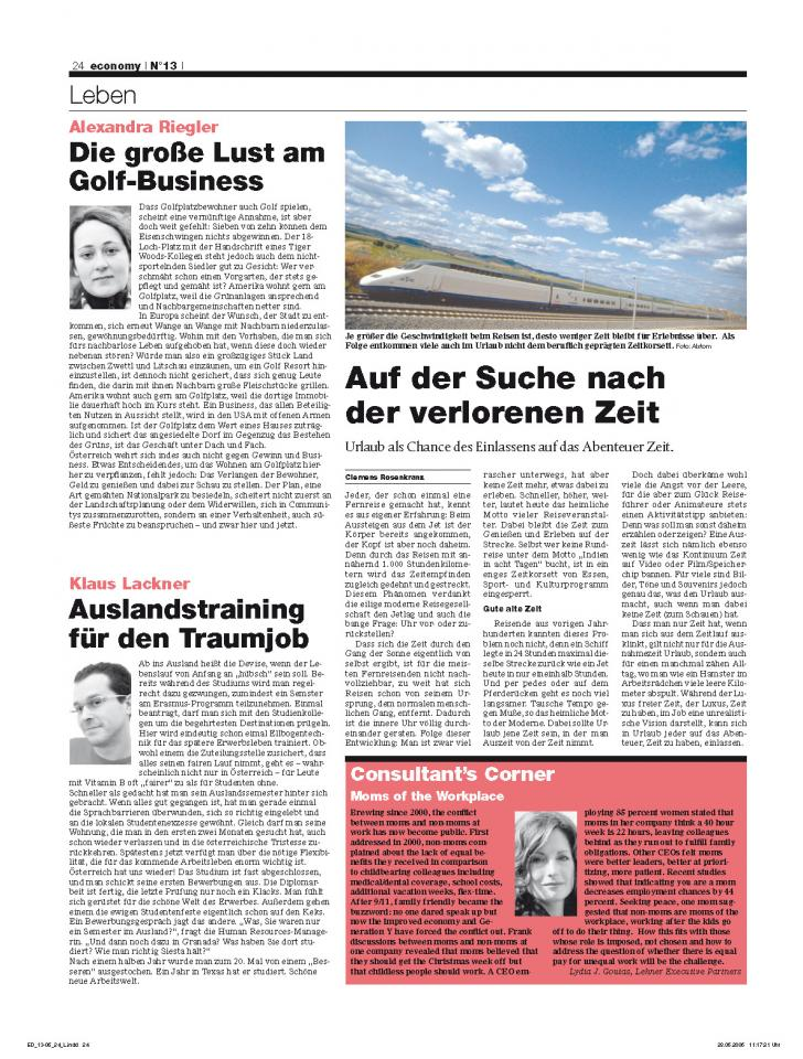 Heft Ausgabe Nr. 13 - Seite 24