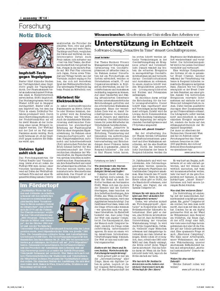Heft Ausgabe Nr. 14 - Seite 4