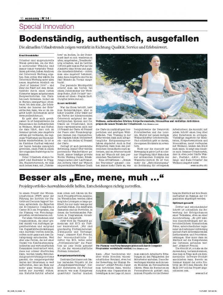 Heft Ausgabe Nr. 14 - Seite 10