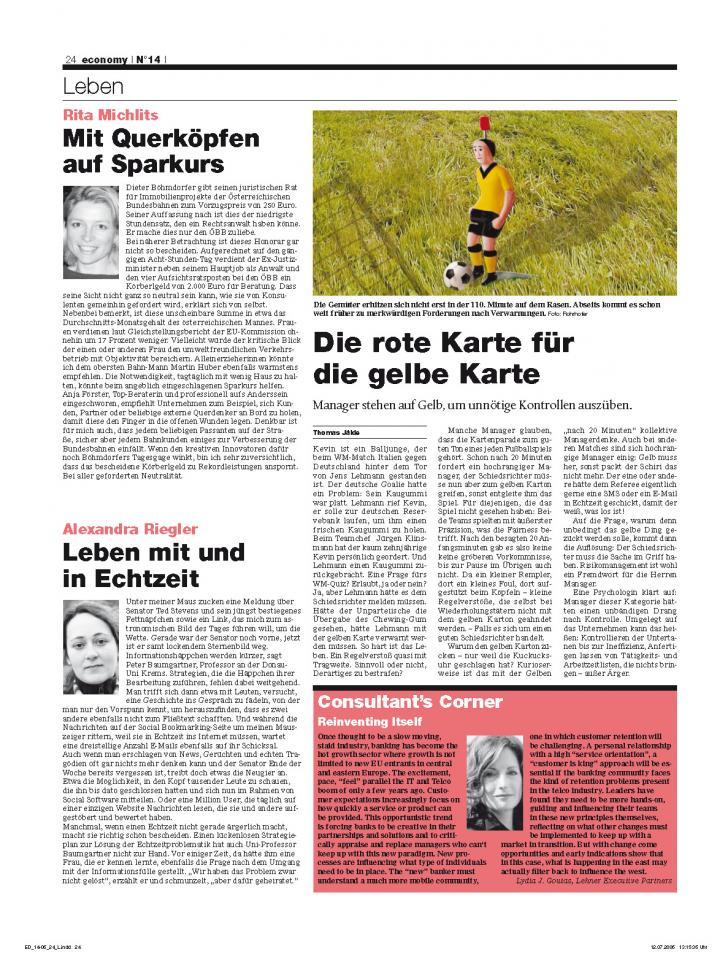 Heft Ausgabe Nr. 14 - Seite 24