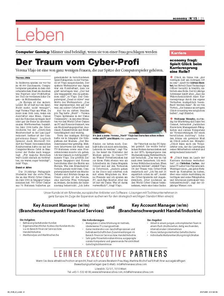 Heft Ausgabe Nr. 15 - Seite 21