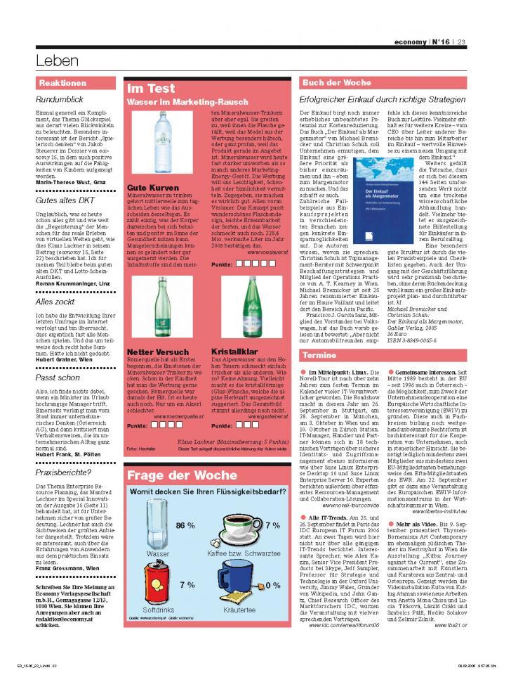 Heft Ausgabe Nr. 16 - Seite 23