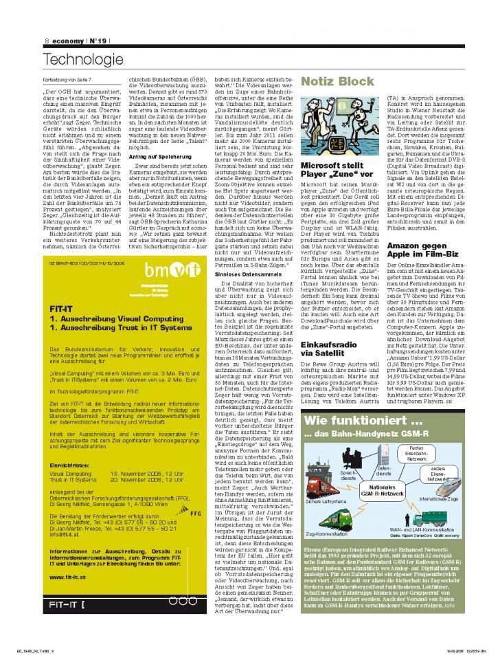 Heft Ausgabe Nr. 19 - Seite 8