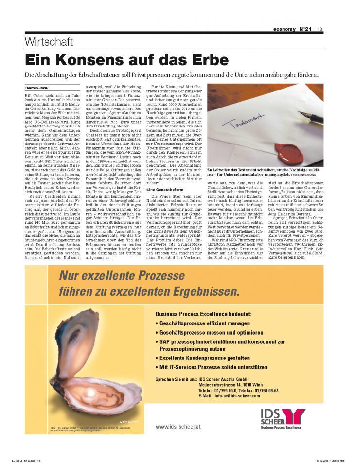 Heft Ausgabe Nr. 21 - Seite 13