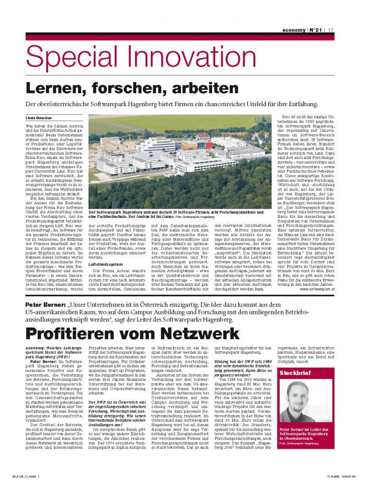Heft Ausgabe Nr. 21 - Seite 17