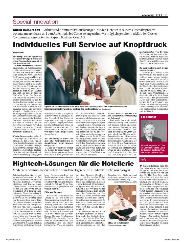 Heft Ausgabe Nr. 21 - Seite 21