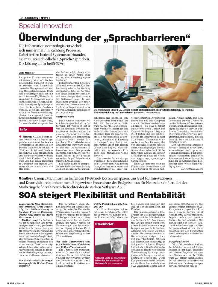 Heft Ausgabe Nr. 21 - Seite 22