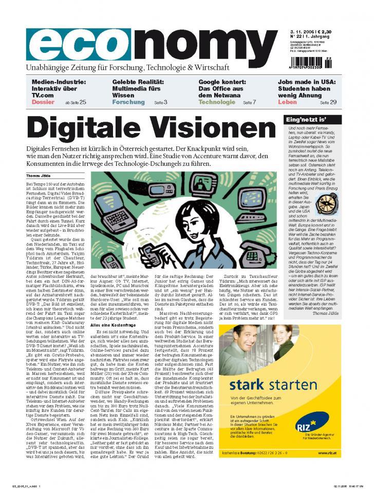 Heft Archiv 2006 - Seite 22