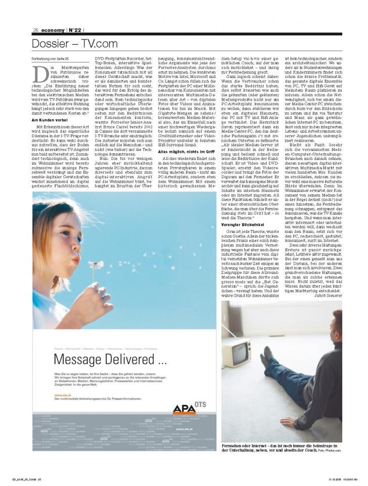 Heft Ausgabe Nr. 22 - Seite 26