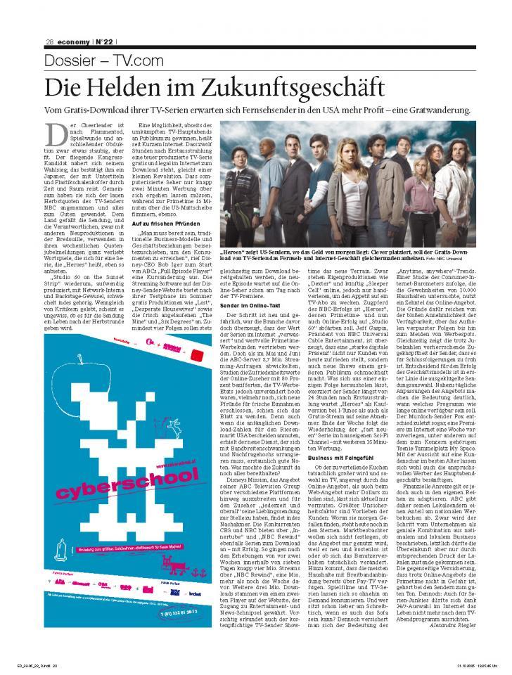 Heft Ausgabe Nr. 22 - Seite 28