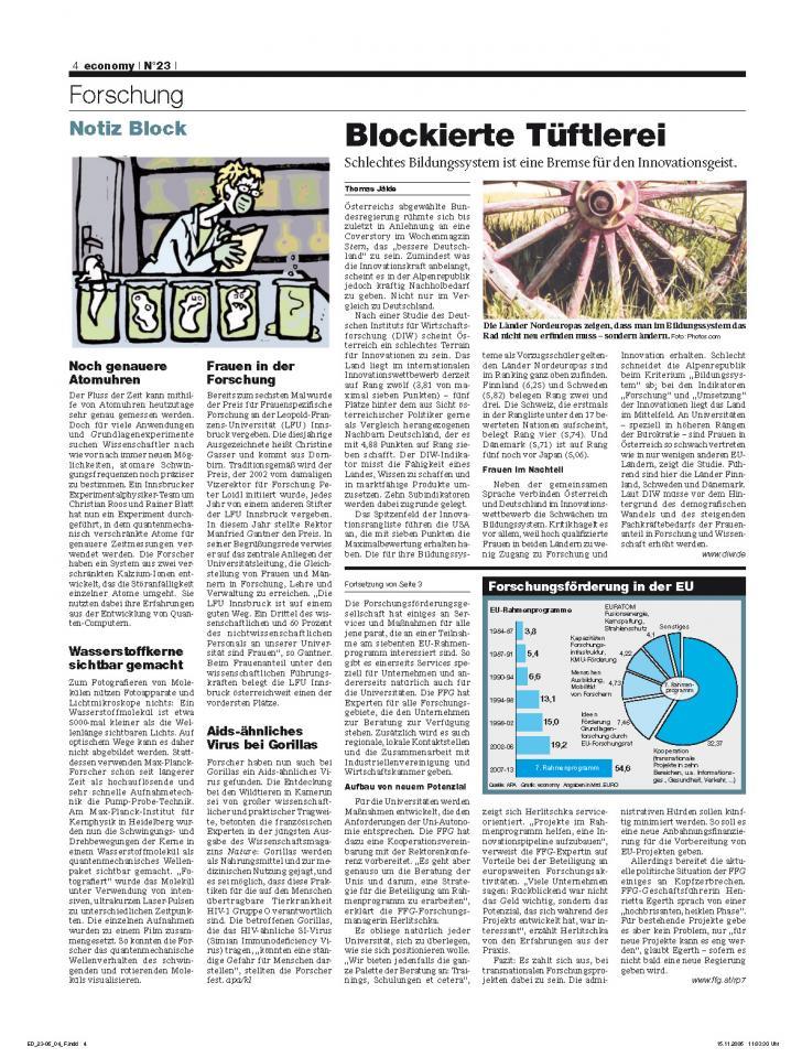 Heft Ausgabe Nr. 23 - Seite 4