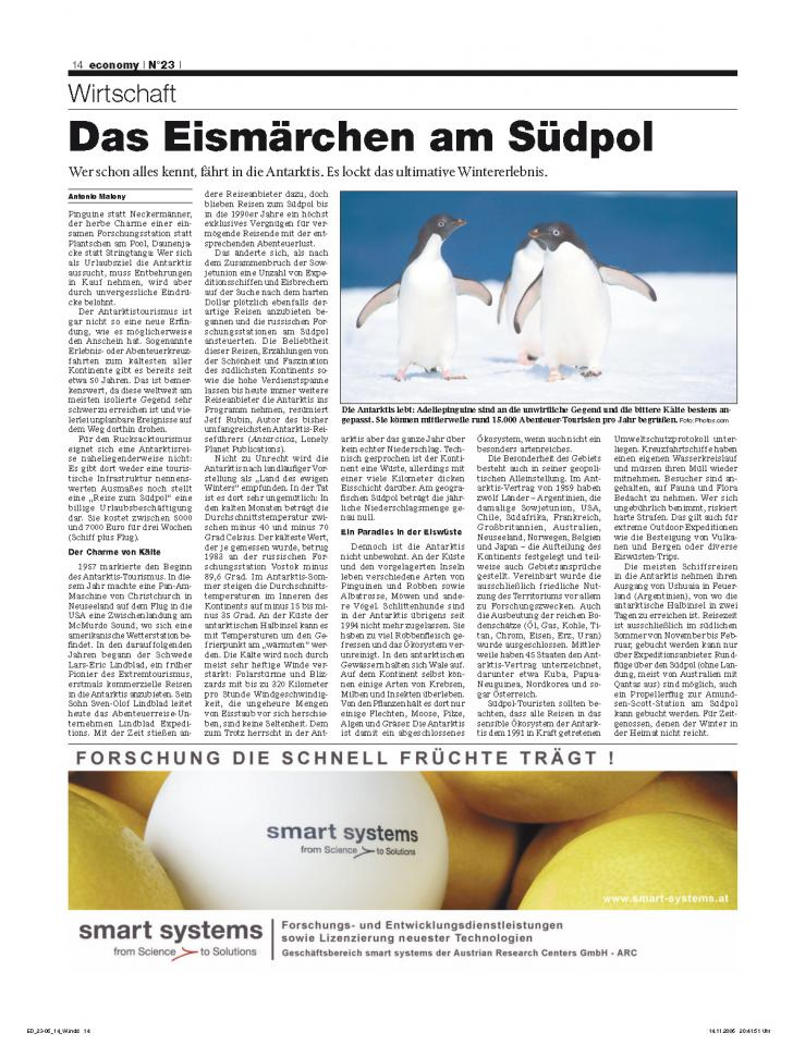 Heft Ausgabe Nr. 23 - Seite 14