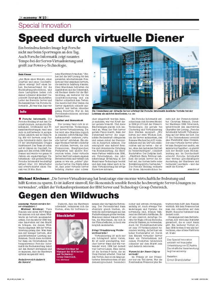 Heft Ausgabe Nr. 23 - Seite 24