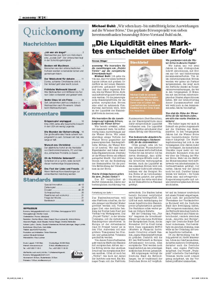 Heft Ausgabe Nr. 24 - Seite 2