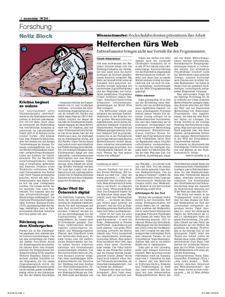Heft Ausgabe Nr. 24 - Seite 4