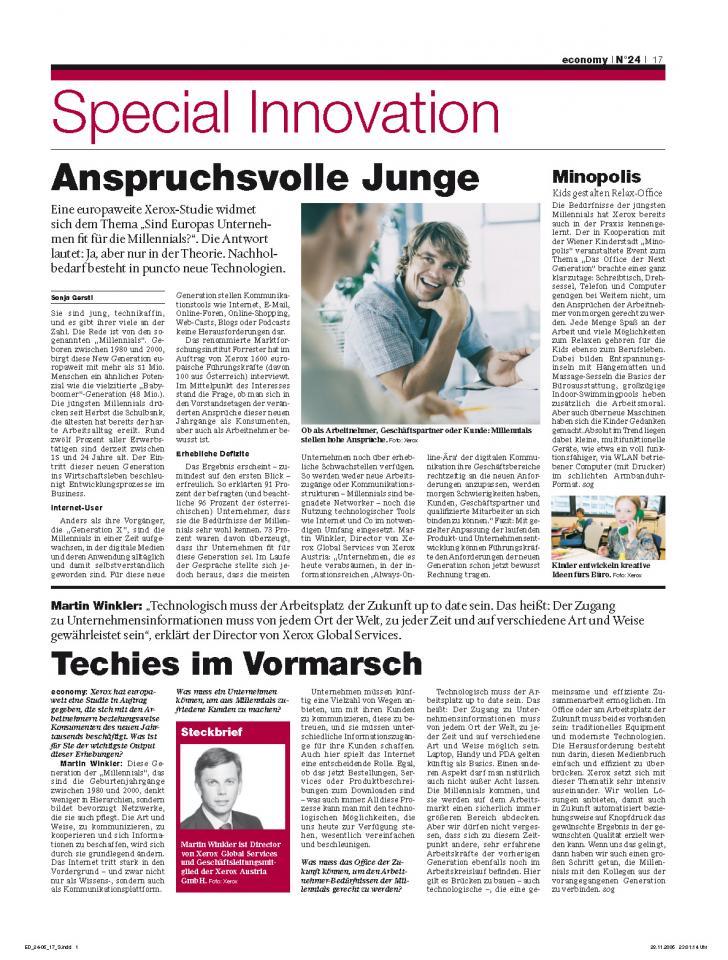 Heft Ausgabe Nr. 24 - Seite 17