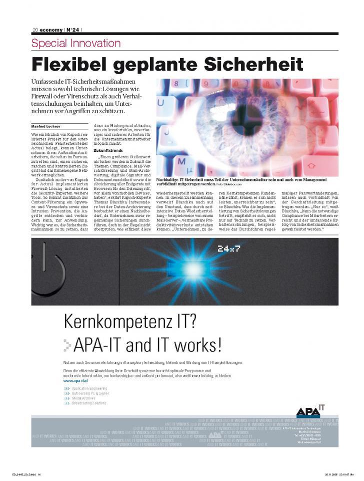 Heft Ausgabe Nr. 24 - Seite 20