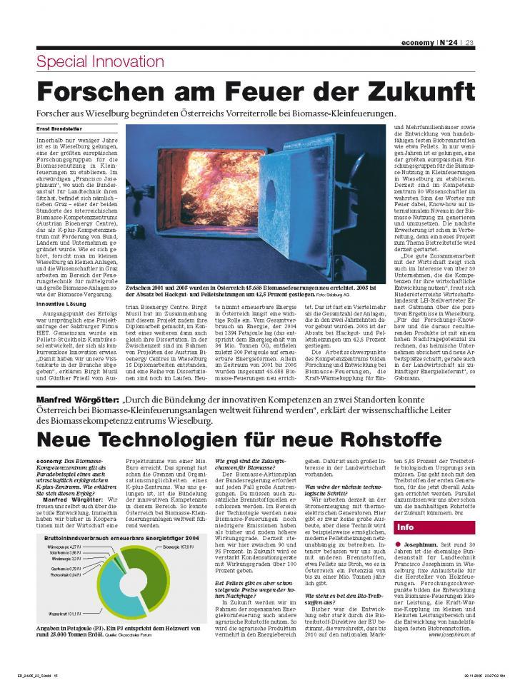 Heft Ausgabe Nr. 24 - Seite 23