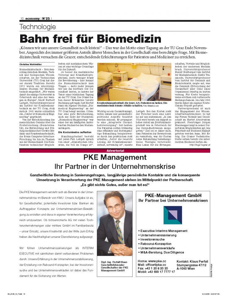 Heft Ausgabe Nr. 25 - Seite 10