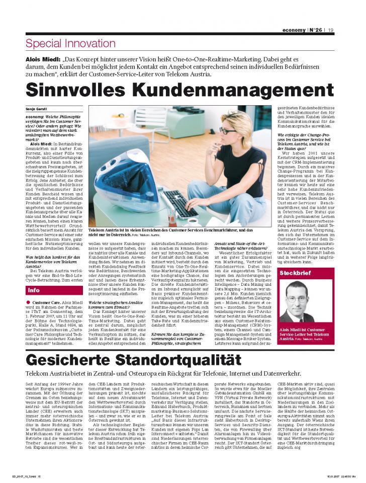 Heft Ausgabe Nr. 26 - Seite 19